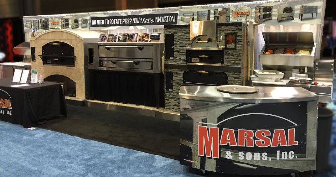 see full line of bricklined gas and electric commercial deck ovens including the wave flame oven and new countertop ovens - Commercial Pizza Oven