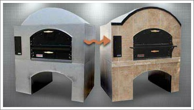 beautiful customized oven design