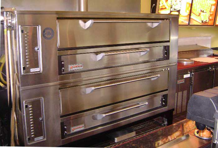 gallery thusd 7 play - Commercial Pizza Oven